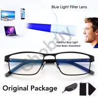 COD Kacamata Anti Radiasi Blue Ray komputer TV HP laptop pria wanita