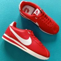 Sepatu Nike Cortez x Stranger Things 1985 Red Premium Original