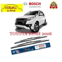 "WIPER TOYOTA RUSH 2006 BOSCH ADVANTAGE 21"" & 18"" SEPASANG WIPER RUSH"