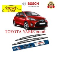 "WIPER TOYOTA YARIS 2006 BOSCH ADVANTAGE 24 & 14"" SEPASANG WIPER YARIS"