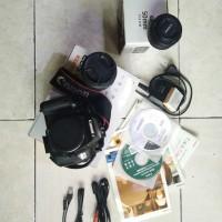 Canon EOS 600D EF-S 18-55 IS II Kit + EF 50mm f/1.8 STM