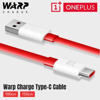 Original ONEPLUS Type-C Warp Charge 30 Cable Kabel Data 100cm 150cm