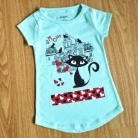 (2T) Kaos Anak Perempuan Gymboree 1-2 Tahun