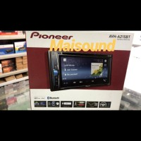 PIONNER AVH A215BT SUPPORT ANDROID MIRORLINK DOUBLE DIN HEAD UNIT CAR