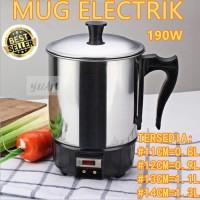Electric Heating Cup /Mug listrik Gelas masak/Teko listrik - 11