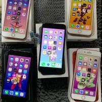 Iphone 7 Plus 128gb Fullset Second Original no rekon 7+ 128