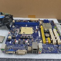 Paket Mainboard H55 Procsesor core i5 650 Cooling fan