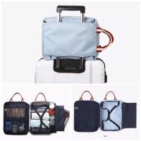 Travel Trunk Bag / Tas Travel / Korea Travel Bag / Tas Tambahan Koper