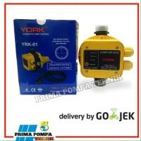 Otomatis Pompa Air | NEW York YRK-01| Auto Restart | Automatic Pressur