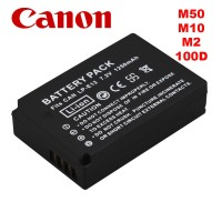 Baterai Camera Canon EOS M50 LP-E12 High Capacity Non Original