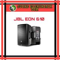 Promo Speaker Aktif JBL EON 610 10in ORIGINAL GARANSI RESMI