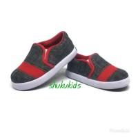 Sepatu Anak Laki-Laki Slip On Murah Kanvas Casual Trendy