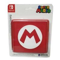 Nintendo Switch HORI Premium Game Card Case Mario Storage Micro SD