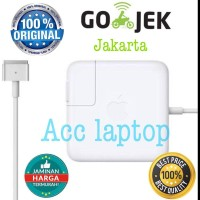 Terlaris Adaptor Charger Casan Apple Macbook Air 45W Magsafe 2 Power