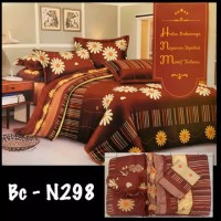 Bedcover set king size+sprei