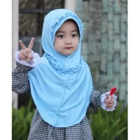 Jilbab Anak Keriwil