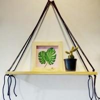 Rak kayu jati Belanda murah/hiasan dinding/decor murah/Furniture