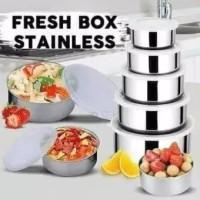 Rantang Stainless 5 Susun - Protect Fresh Box
