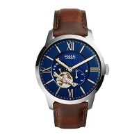 Share: Favorit (1) Jam Tangan Pria Fossil Townsman Automatic Leather W