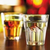 Barista Rock Glass 350ml Gelas Belimbing Gelas Whiskey Gelas Cafe FR