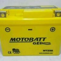 Big Sale Aki Motobatt Mtz5S Utk Motor Honda Beat, Vario, Scoopy, Spacy