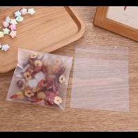 Terlaris!! Plastik Fancy Cookies - Kue Permen Accessories White Doff