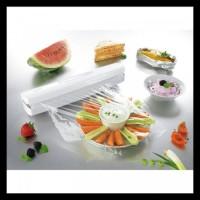 Terlaris!! Tempat Plastik Wrap - Wraptastic - Food Plastic Wrap
