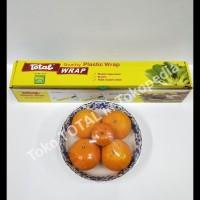 Terlaris!! Plastic Wrap Total Uk.45Cm X 300M (Pw. 050) Plastik