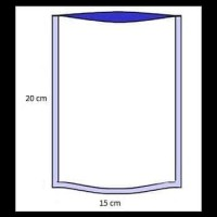Terlaris!! Vacuum Bag/Kantong Plastik Vakum 15X20Cm