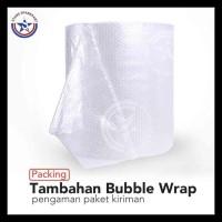 Terlaris!! Plastik Bubble (Bubble Wrap) Untuk Packing Tambahan Lcd