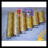 Terlaris!! Best Fresh Plastik Wrapping 35Cm X 500M Food Grade