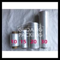 Terlaris!! Stretch Film / Wrapping 30 Cm X 200 M X 20 Mikron
