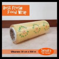 Terlaris!! Best Fresh Food Wrap 30 Cm X 500 M / Cling Wrap / Wrapping