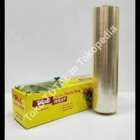 Terlaris!! Plastic Wrap Total Uk.30 Cm X 300 M (Pw. 06)Plastik