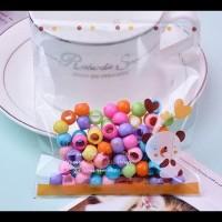 Terlaris!! Plastik Fancy Cookies - Kue - Permen - Accessories Panda
