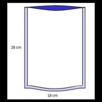 Terlaris!! Vacuum Bag/Kantong Plastik Vakum 18X28Cm