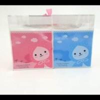 Terlaris!! Plastik Fancy Cookies - Kue - Permen Accessories Buuny Hood