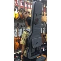 Dr Case Bass Elektrik Summer Series Ash Grey - Gigbag Gitar Bass