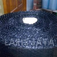 Bubble Wrap - Plastik Gelembung Hitam 50m x 125cm OpXz13