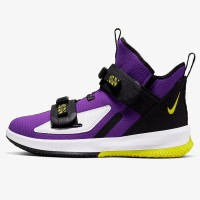 Sepatu Basket Nike Lebron Soldier 13 Sfg Ep Purple Original AR4228-500