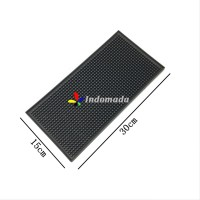 Indomada Alas Gelas Bar Cafe Silikon Silicone Mat Drying Dis OpXz3007