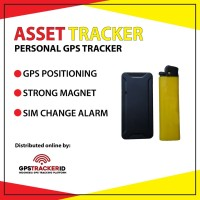 GPS Portable Asset Tracker