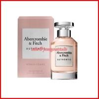 original parfum Abercrombie & Fitch Authentic For Women EDP 100ml