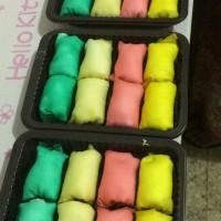 Pancake durian Medan isi 8pcs Via Gojek / Grab