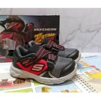 sneakers anak laki-laki sepatu Skechers swift blast original