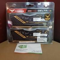Ram DDR4 16GB ( 8GBx2 ) PC 3200 / 25600 Team Delta TUF Gaming