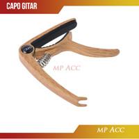 Termurah!!! Capo Gitar Chord Acoustic Standart Aluminium Alloy