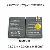 Baterai Original Smart Watch YX-W8B / YXW8B / Y1 PRO / Y1PRO / T11