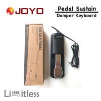 Pedal Sustain Keyboard Universal Joyo JSP10 JSP-10 Original