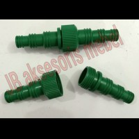SAMBUNGAN SELANG AIR PVC / SAMBUNGAN SLANG PLASTIK DRAT
